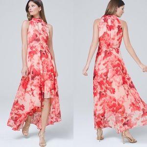 💛 NWT WHBM FLORAL SOFT MAXI DRESS
